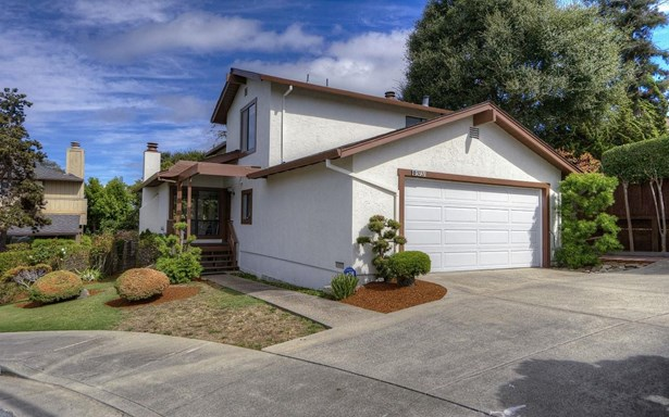3721 Hillside Court, San Mateo, CA - USA (photo 1)