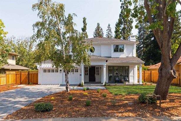 624 Olive Street, Menlo Park, CA - USA (photo 1)