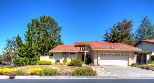 8203 Claret Court, San Jose, CA - USA (photo 1)