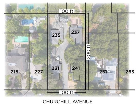 231-241 Churchill Avenue, Palo Alto, CA - USA (photo 2)