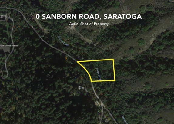 0 Sanborn Road, Saratoga, CA - USA (photo 1)