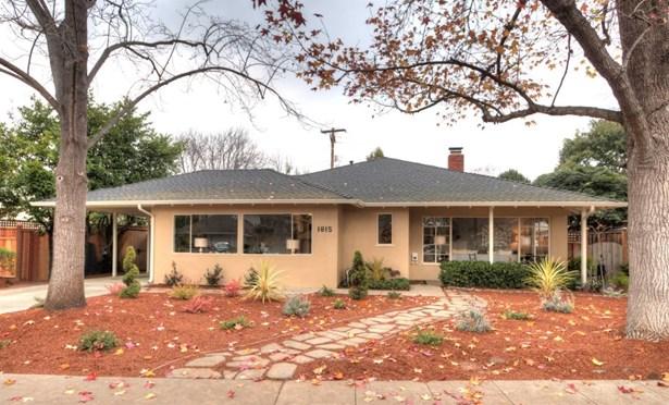 1815 Hamilton Avenue, Palo Alto, CA - USA (photo 1)