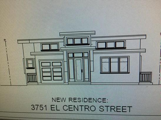 3751 El Centro Street, Palo Alto, CA - USA (photo 1)