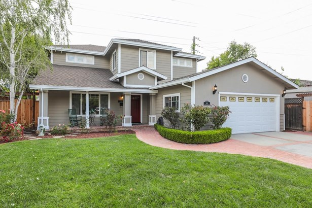269 Blossom Valley Drive, Los Gatos, CA - USA (photo 1)