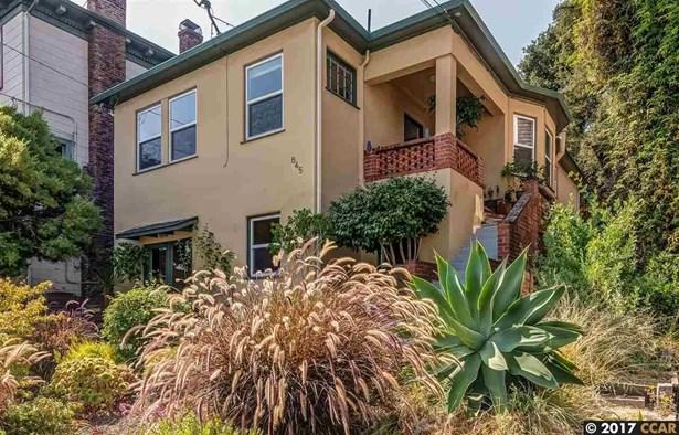645 Mariposa Ave, Oakland, CA - USA (photo 1)