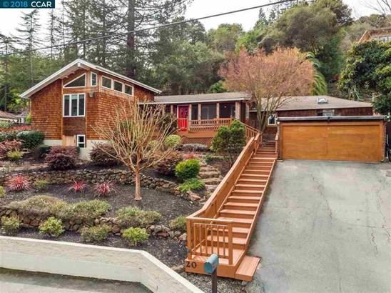 20 Claremont Ave, Orinda, CA - USA (photo 1)