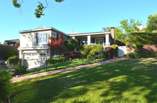 831 Columbia Drive, San Mateo, CA - USA (photo 1)