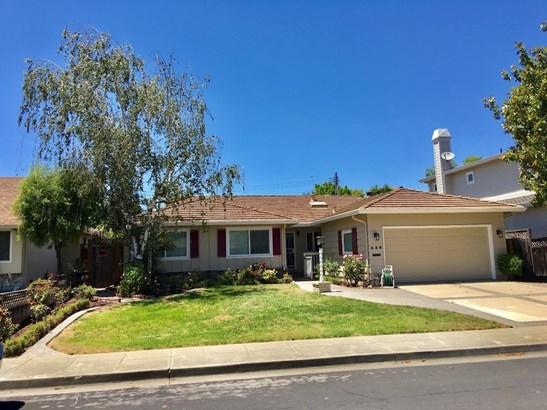 536 Barto Street, Santa Clara, CA - USA (photo 1)