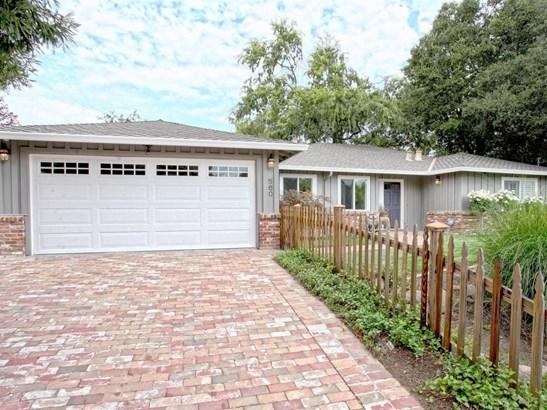 560 La Mesa Drive, Portola Valley, CA - USA (photo 1)