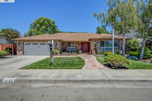 2155 Foxswallow Rd, Pleasanton, CA - USA (photo 1)