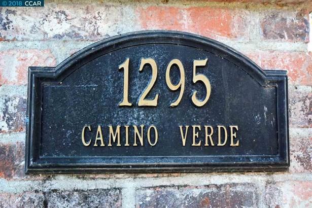 1295 Camino Verde, Walnut Creek, CA - USA (photo 2)