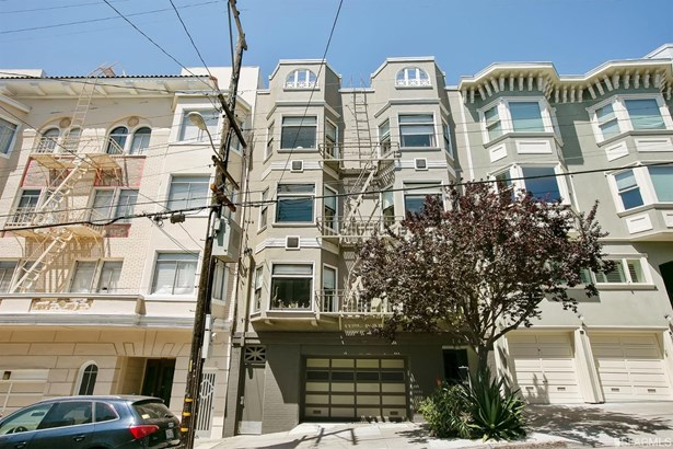 1444 Vallejo Street, # 2 # 2, San Francisco, CA - USA (photo 2)