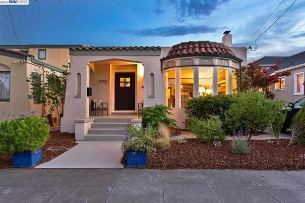 2718 Washington Street, Alameda, CA - USA (photo 1)
