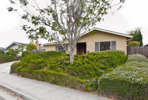 809 East Dana Street, Mountain View, CA - USA (photo 1)