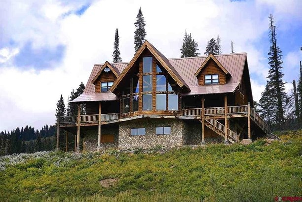 6001 County Road 811, Crested Butte, CO - USA (photo 1)