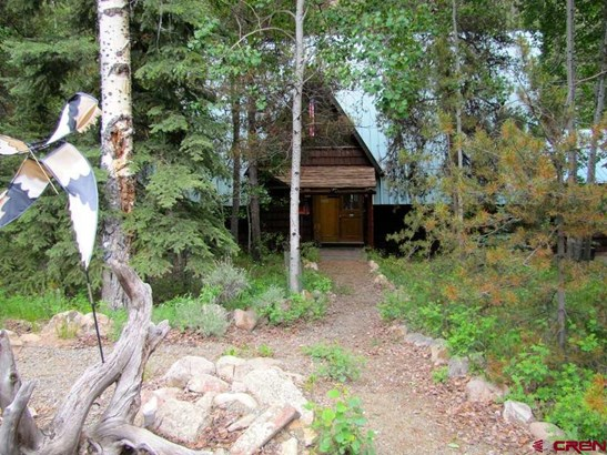 1420 County Road 744 #spring Creek Spring Cre, Almont, CO - USA (photo 1)