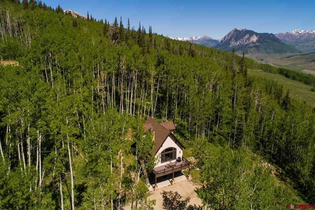 Oversteeg Gulch Road, Crested Butte, CO - USA (photo 1)