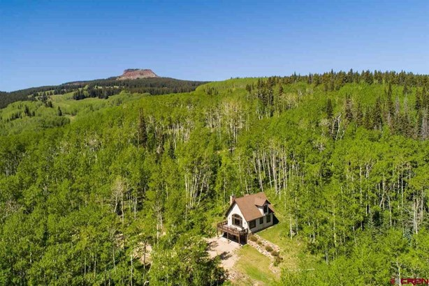 Oversteeg Gulch Road, Crested Butte, CO - USA (photo 2)