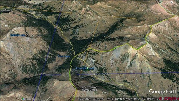 1 Schofield Townsite, Cement Creek, CO - USA (photo 4)