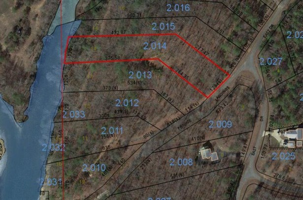 Lot 14 County Road 137, Cedar Bluff, AL - USA (photo 1)