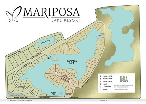 0 Mariposa Lake Lot 7 , Marquette, NE - USA (photo 2)