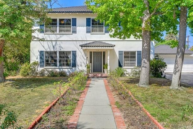 Colonial,Traditional, Single Family Residence - Pasadena, CA