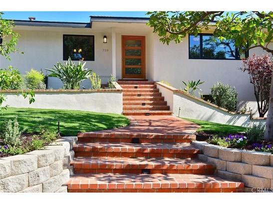 Single Family Residence, Mid Century Modern - Monrovia, CA (photo 4)