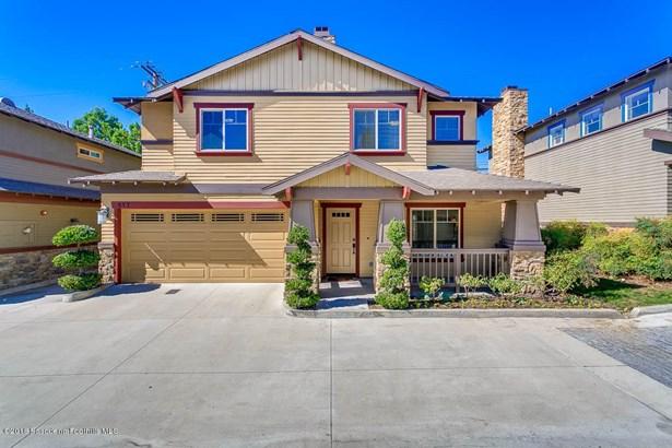 Single Family Residence, Craftsman - Monrovia, CA