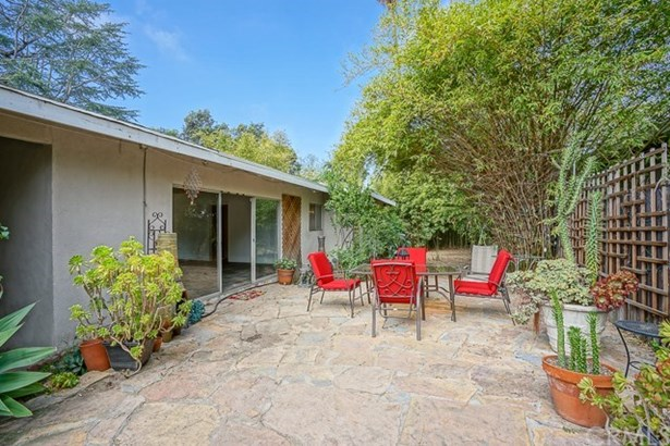 Single Family Residence, Mid Century Modern - Altadena, CA (photo 1)