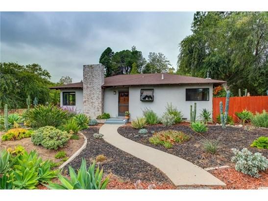 Single Family Residence, Mid Century Modern - Monrovia, CA (photo 1)