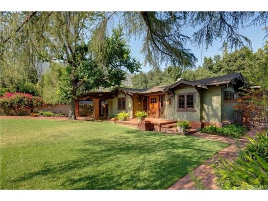 Single Family Residence, Craftsman - Sierra Madre, CA (photo 1)