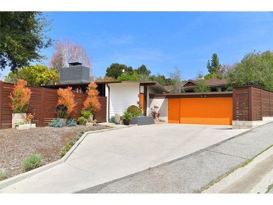 Single Family Residence, Mid Century Modern - Altadena, CA (photo 4)