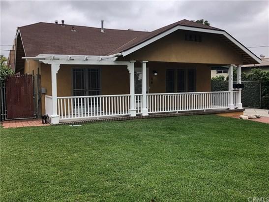Single Family Residence, Bungalow - Pasadena, CA (photo 1)