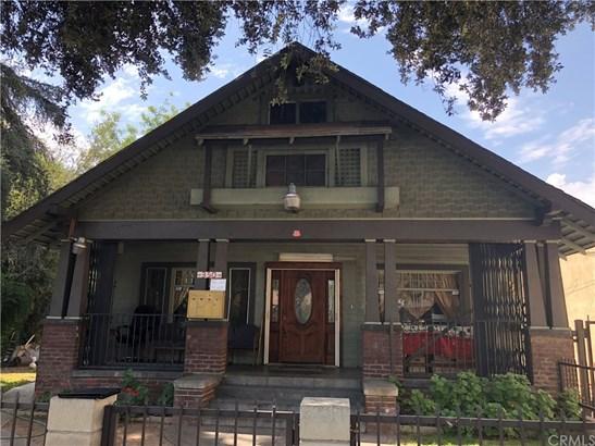 Residential Income - Pasadena, CA