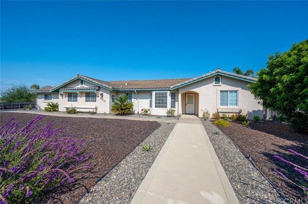 Single Family Residence, Spanish - Arroyo Grande, CA