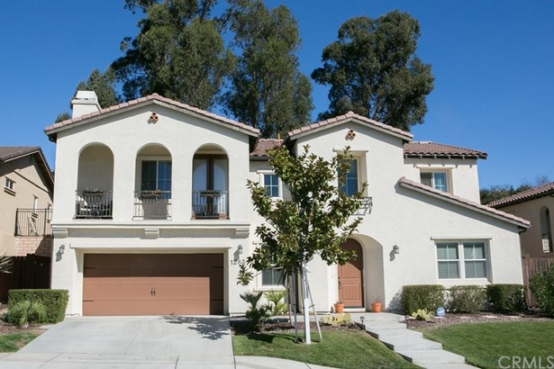 Mediterranean, Single Family Residence - Santa Maria, CA (photo 1)