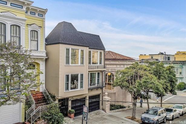 2651 2653 Octavia Street, San Francisco, CA - USA (photo 1)