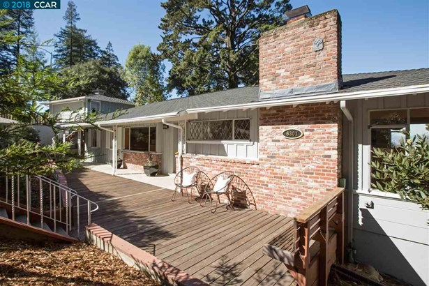 6301 Longcroft Drive, Oakland, CA - USA (photo 1)