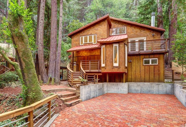 135 Cascade Drive, Mill Valley, CA - USA (photo 2)