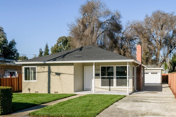 1123 Berkeley Avenue, Menlo Park, CA - USA (photo 1)