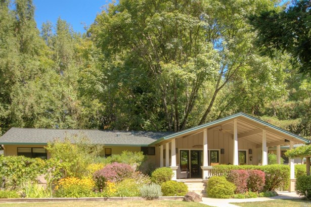 4045 Mill Creek Road, Healdsburg, CA - USA (photo 1)