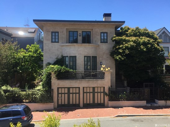 1581 Masonic Avenue, San Francisco, CA - USA (photo 1)