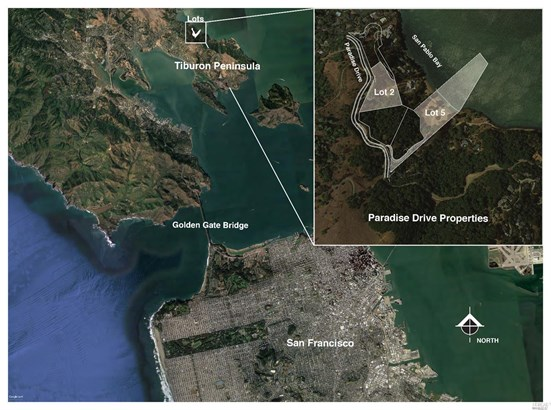 3820 Paradise Drive Lot Lot 2, Tiburon, CA - USA (photo 5)