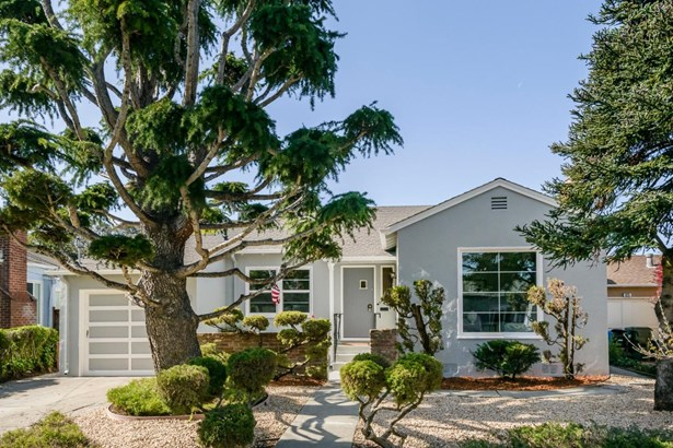 921 Linden Avenue, Burlingame, CA - USA (photo 1)
