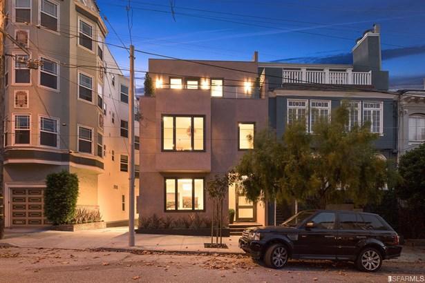 2829 2831 Baker Street, San Francisco, CA - USA (photo 2)