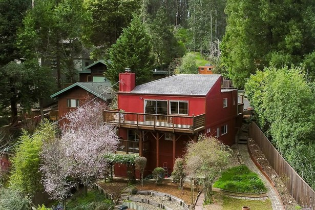 899 Marin Drive, Mill Valley, CA - USA (photo 1)
