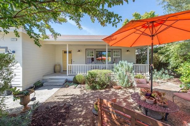 121 Monte Vista Avenue, Healdsburg, CA - USA (photo 1)