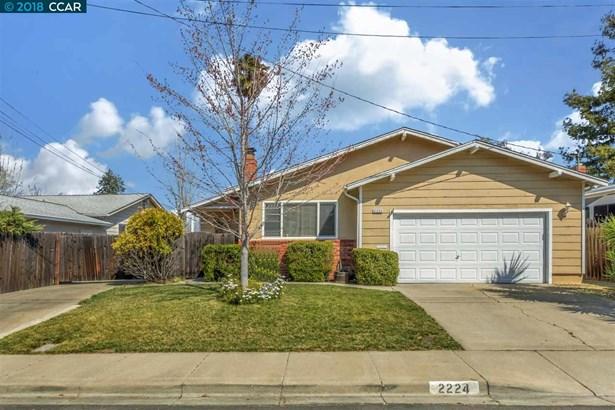 2224 Brunswick St, Concord, CA - USA (photo 1)