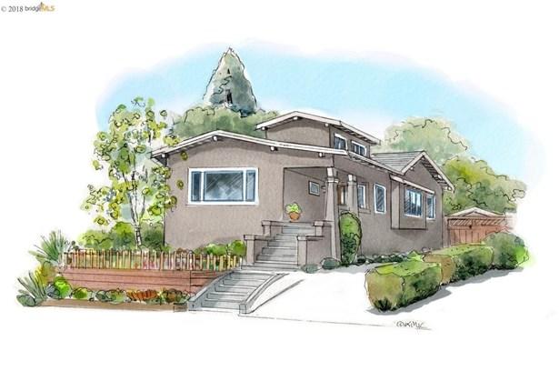 4366 Edgewood Avenue, Oakland, CA - USA (photo 1)