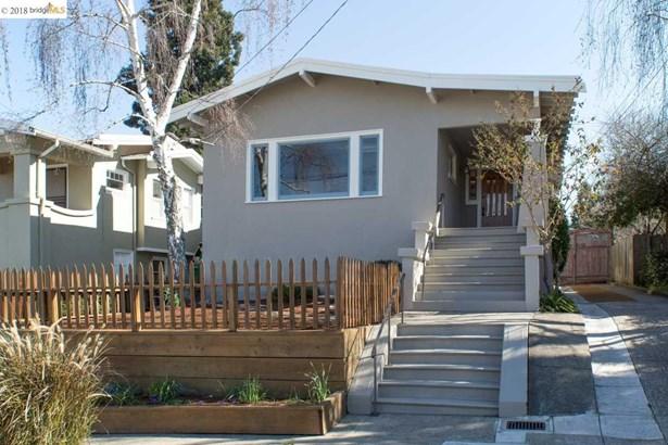 4366 Edgewood Avenue, Oakland, CA - USA (photo 2)